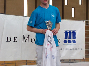 Triple champion de Bretagne !