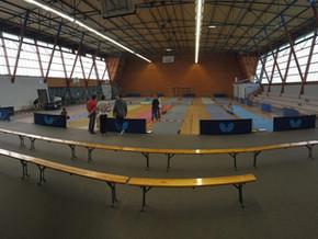 L'escrime accueille les championnats de Bretagne à Saint Méen !!!
