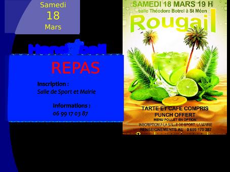 Agenda du 18 mars 2017