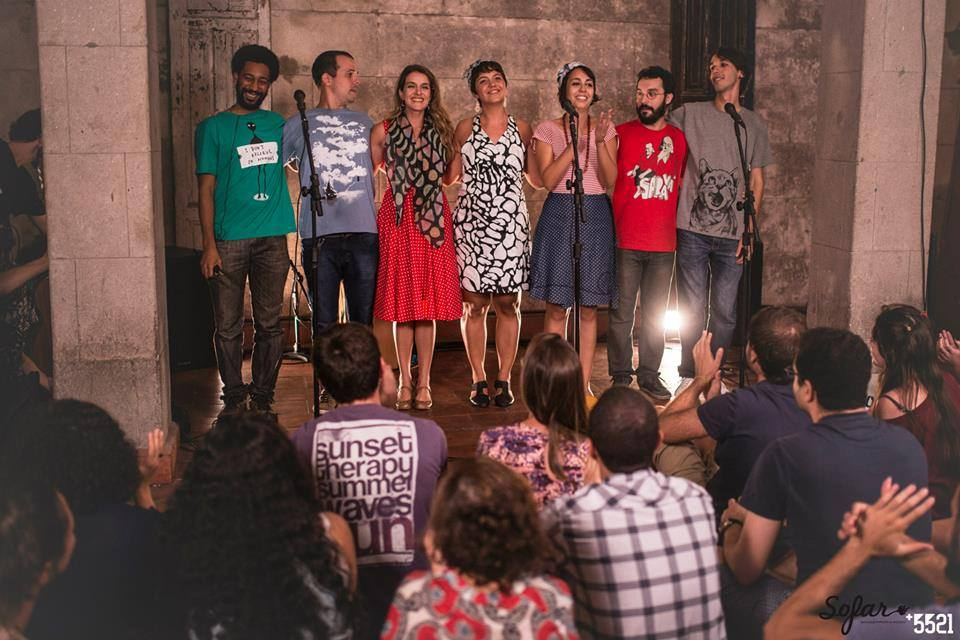 Sofar Sounds 2015