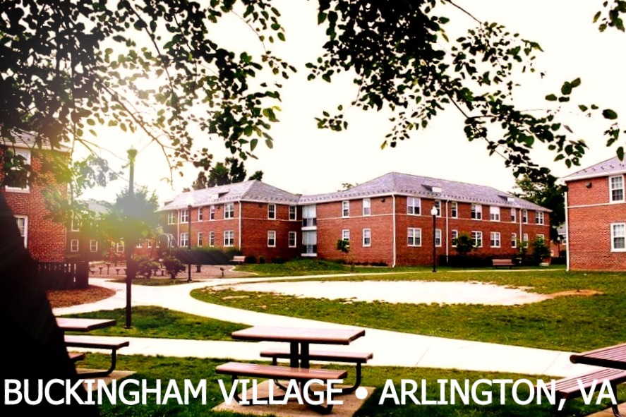 BUCKINGHAM VILLAGE • ARLINGTON • VA