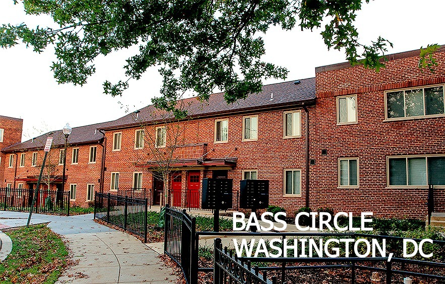 BASS CIRCLE • WASHINGTON • DC