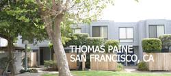 THOMAS PAINE • SAN FRANCISCO • CA