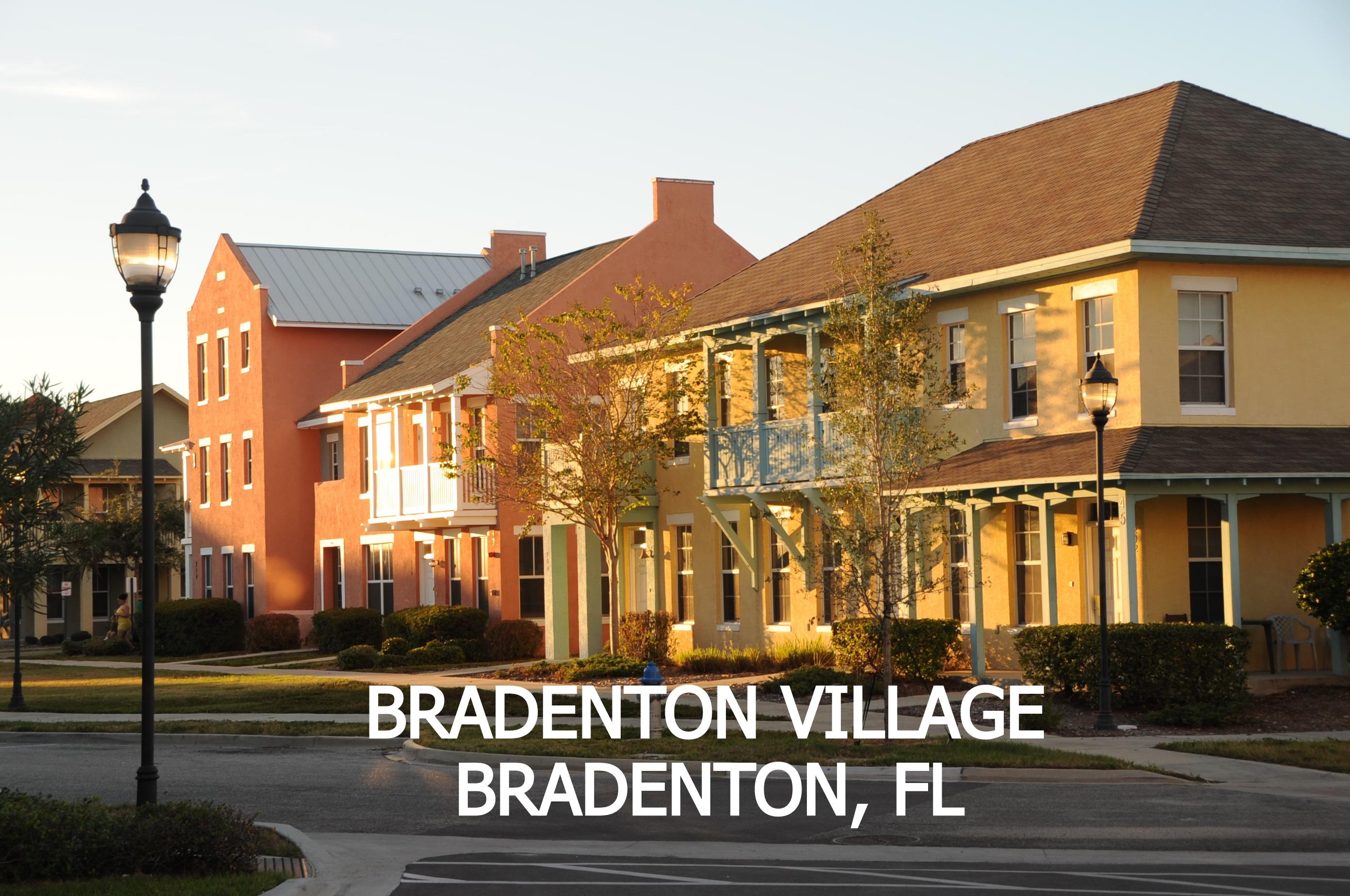 BRADENTON VILLAGE • BRANDENTON • FL