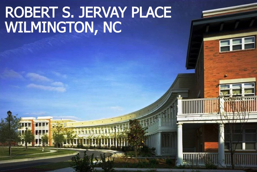 ROBERT S JERVAY PLACE • WILMINGTON • NC