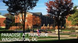 PARADISE AT PARKSIDE • WASHINGTON • DC