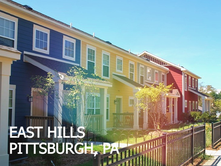 EAST HILLS • PITTSBURGH • PA