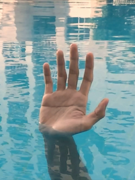 My Hand is Still Looking
