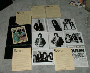queennewsoftheworld1977presskitcontents1