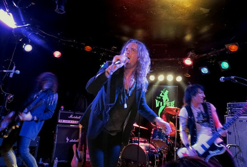 Live Review of Love and a .38's Album Release Show