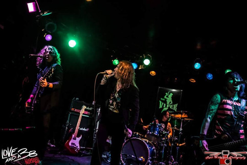 LOVE AND A .38 BACK AT THE VIPER ROOM JULY 30TH!