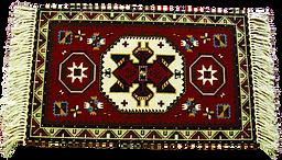Single piece rug