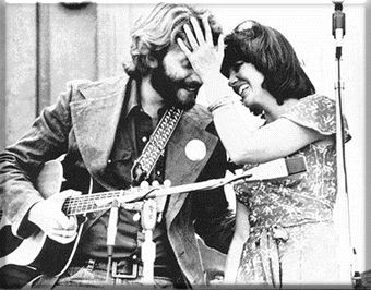 Andrew Gold and Linda Ronstadt 1975