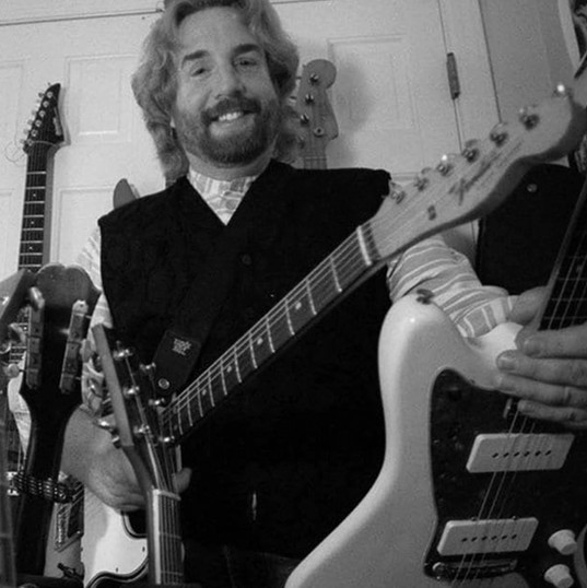 Andrew Gold and Guitars