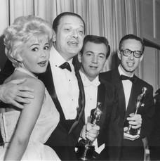 Ernest Gold wins an Oscar