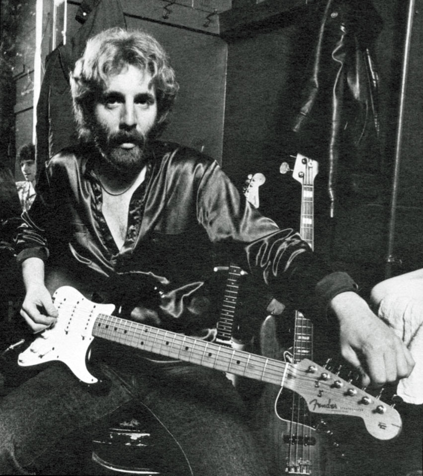 Andrew Gold and his Fender