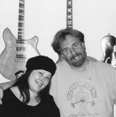 Andrew Gold with Carnie Wilson