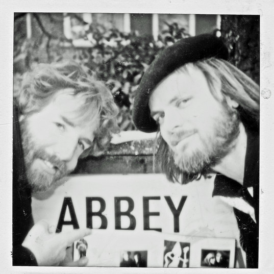 Charlie and Andy