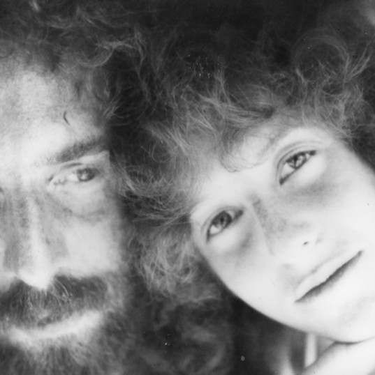 Andrew Gold and Laraine Newman