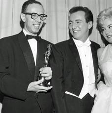 Exodus Oscar Win 1961