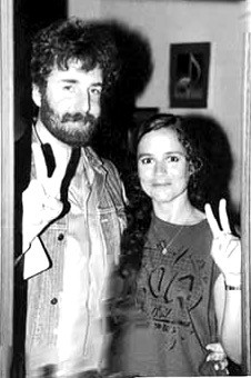 Andrew and Nicolette Larson