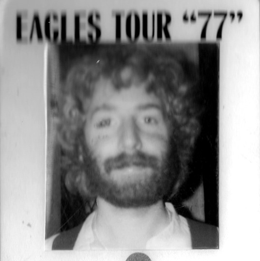 Opening for the Eagles