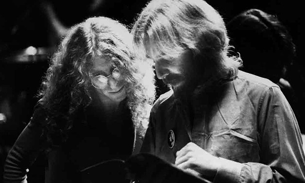 Andrew Gold and Waddy Wachtel