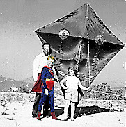 Let's Go Fly a Kite with Superman