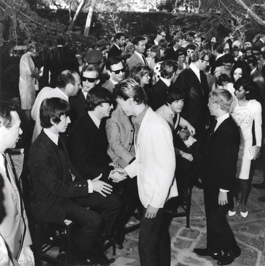 Andrew Gold meets The Beatles!!
