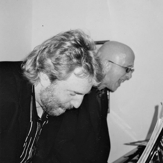 Andrew Gold and Paul Shaffer