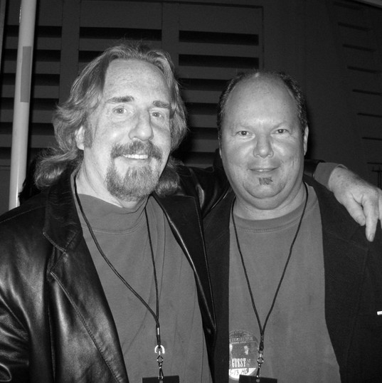 Andrew Gold and Chris Cross