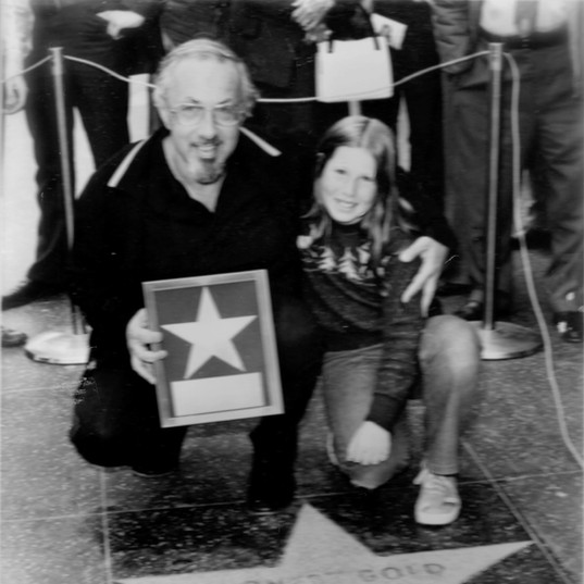 Ernest Gold - Walk of Fame Hollywood