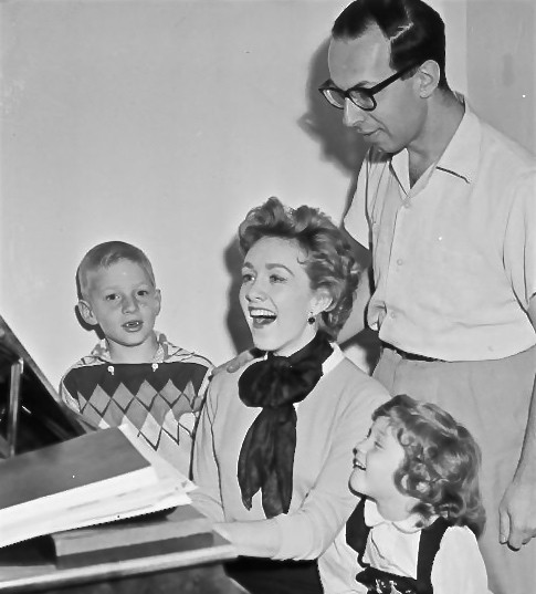 1958 Family Portrait