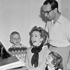 1958 Family Portrait