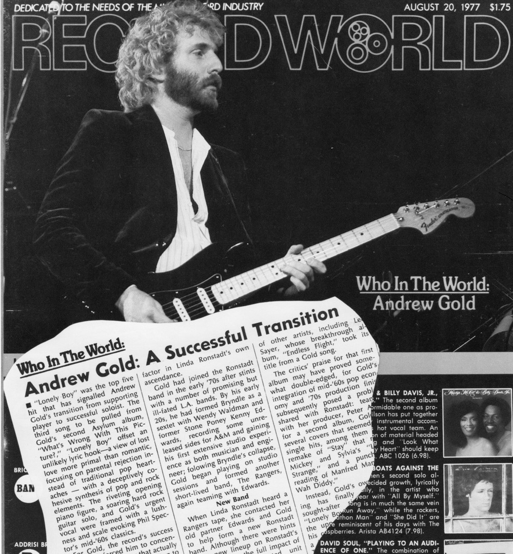 Record World 1977