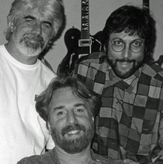 Michael McDonald, Stephen Bishop and Andrew Gold