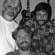 Michael McDonald, Stephen Bishop and Andrew Gold