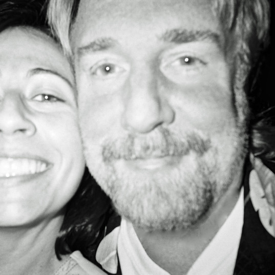 Ana Guigui and Andrew Gold