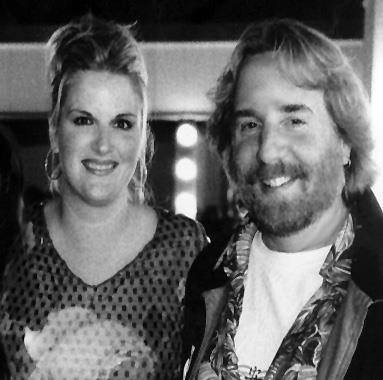 Andrew Gold and Trisha Yearwood