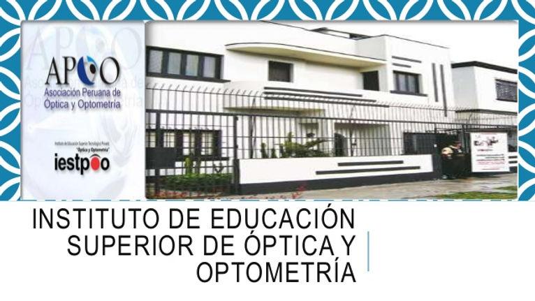 instituto-de-educacin-superior-de-ptica-