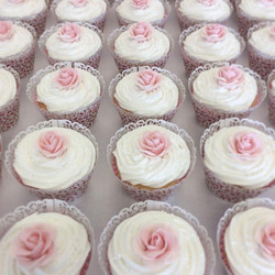 Rose Swirl (Lace Wrap)