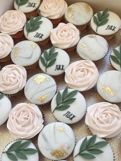 Wedding cupcake mix
