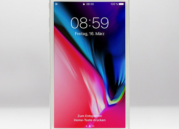 iPhone 8 64GB Silber