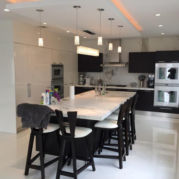 Island Kitchen Paradise