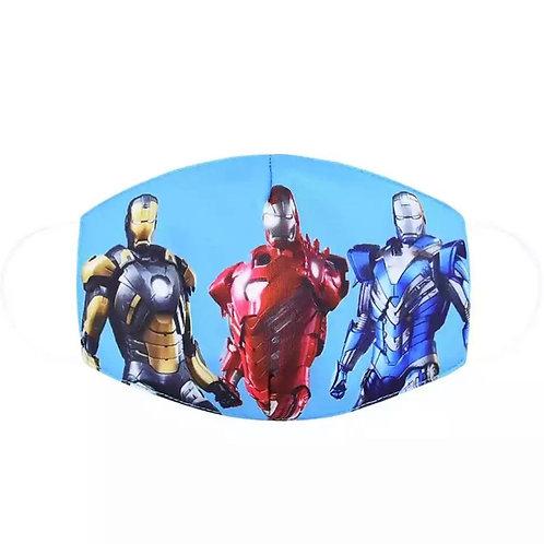 Marvel Hero - Face Masks