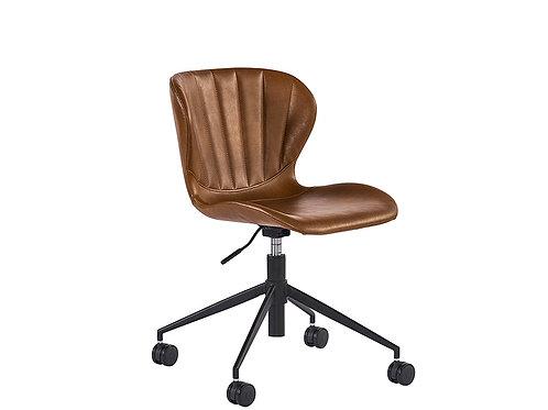 Arabella Office Chair - Bravo Cognac