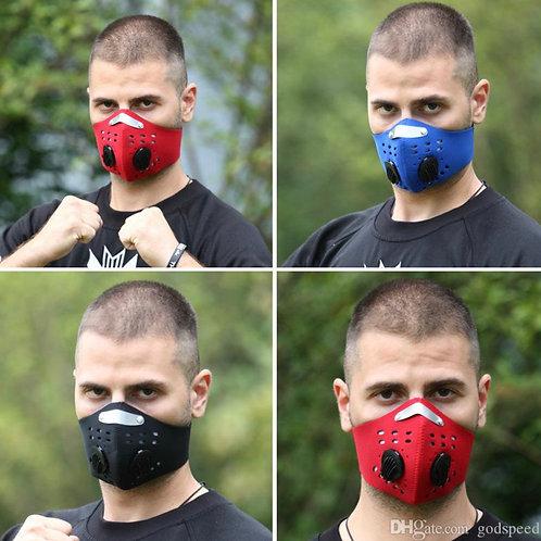 Neoprene Headwrap Mask