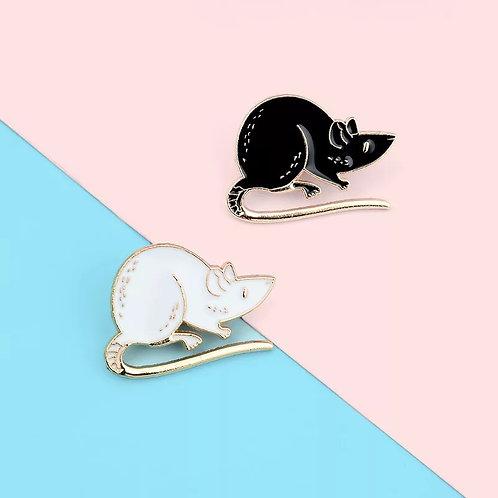 Enamel Mouse Pin