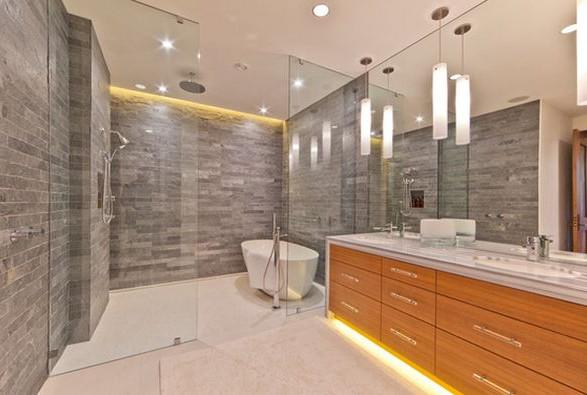Custom Bathroom Designs