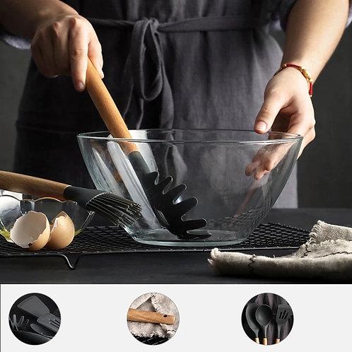 8 pc Designer Kitchen Tool Set